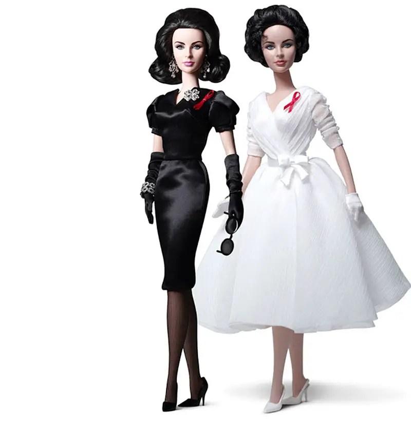 both liz taylor dolls iihih copy