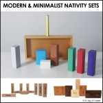 The Three Most Modern Nativity Sets You've Ever Seen.