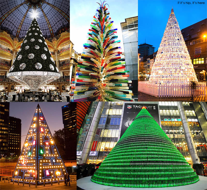 Unusual Christmas Trees From All Over The World