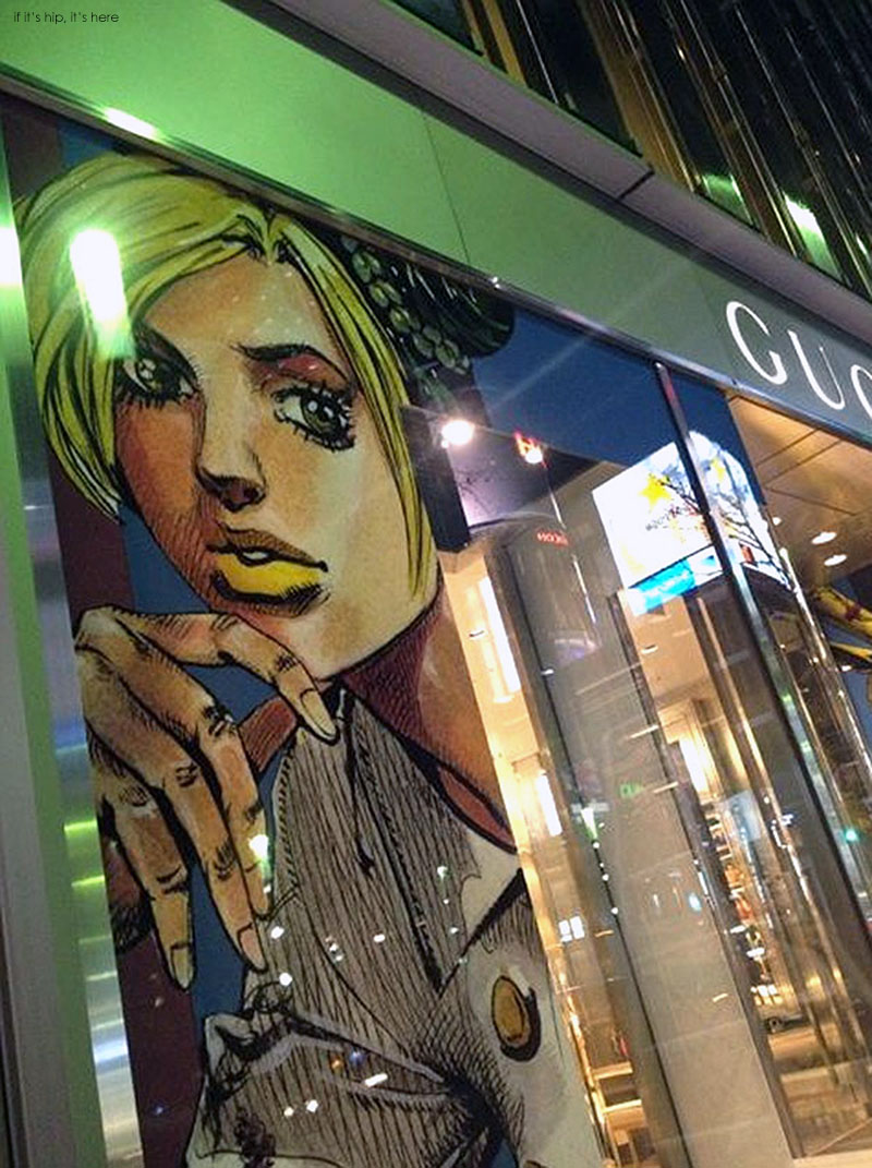 Gucci Spur Mag Araki IIHIH 6