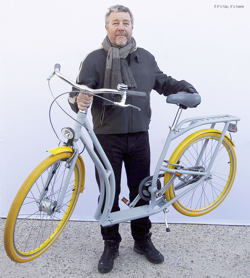 Philippe Starck Pibal Peugeot Bike