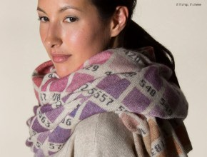Luxury Pantone! Cashmere Colour Spectrum Shawls, Throws and Cushion Covers.