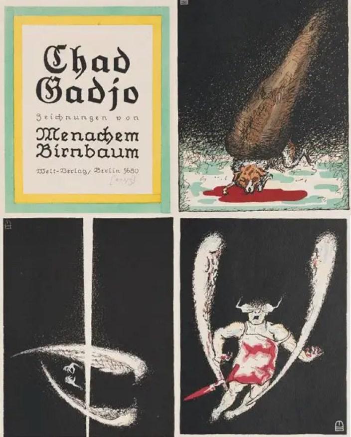 Menachem Birnbaum Chad Gadjo