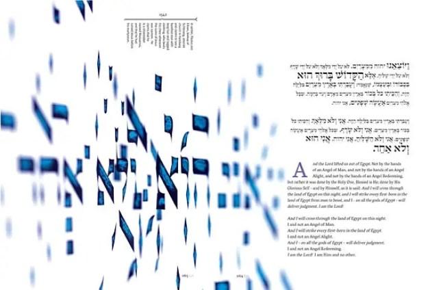 hebrew haggadah