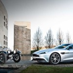 Aston Martin Celebrates 100 Years With Special Logo, Short Film, Big Stunt and 100 Exclusive Centenary Editions.
