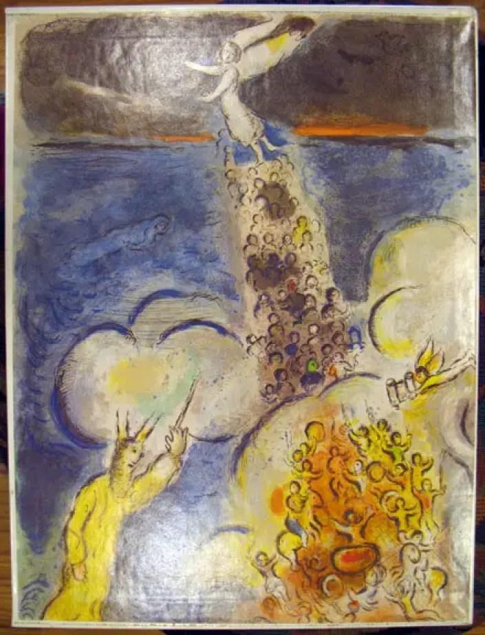 Marc Chagall Haggadah