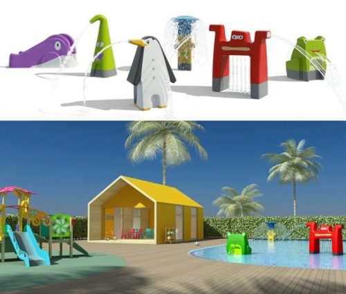 Read more about the article Aquaplay Creatures For Pool Fun by RQR Estudio For Isaba.