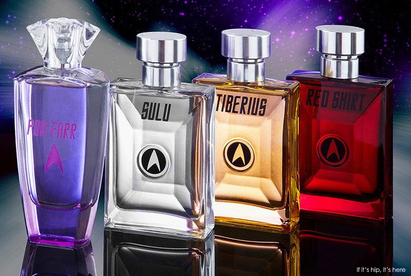 Star Trek fragrances