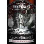 Game Of Thrones and HBO Unveil Their Second Brew, Take The Black Stout.