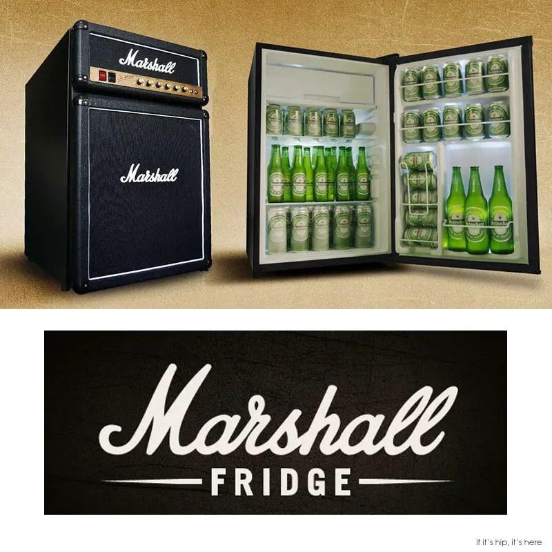 The Marshall Fridge