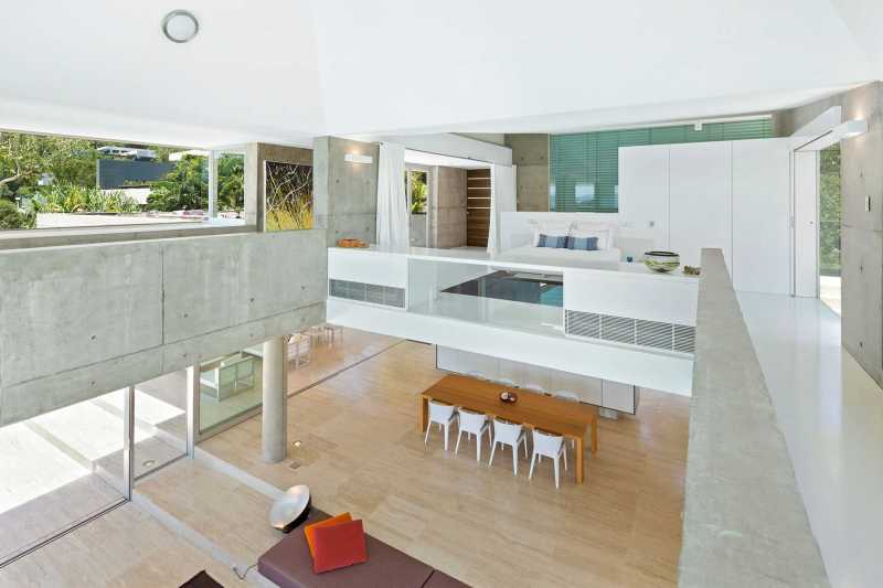 modern home on Hamilton Island