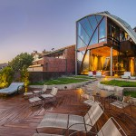 John Lautner's Stevens House Gets Lovingly Restored And Is On The Market For $22,000,000 (Over 30 Photos)