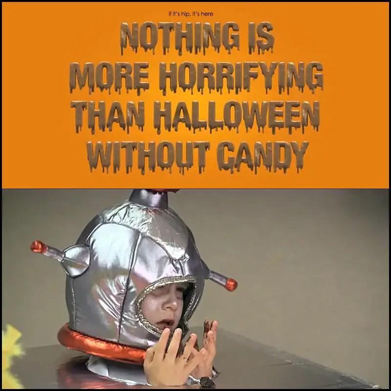halloween treats gone wrong