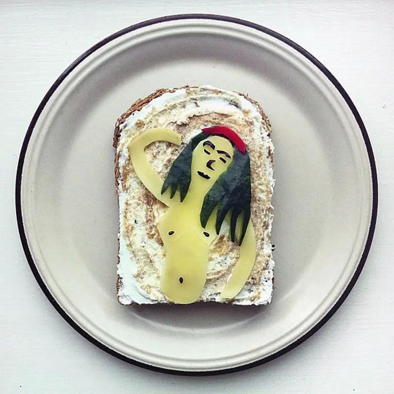 The Art Toast Project Presents- Munch II IIHIH (