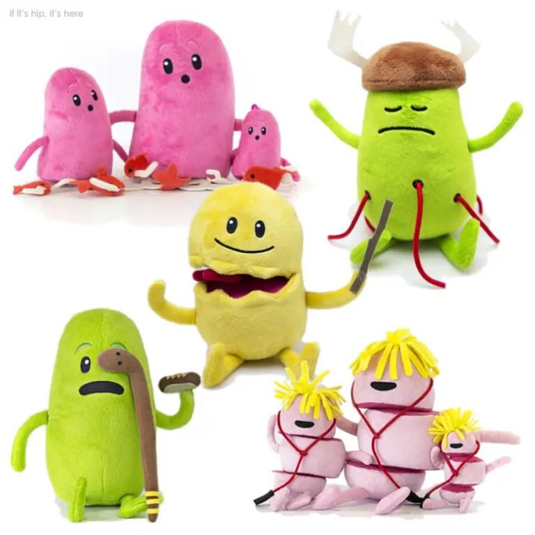 dub ways to die plush toys ©IIHIH