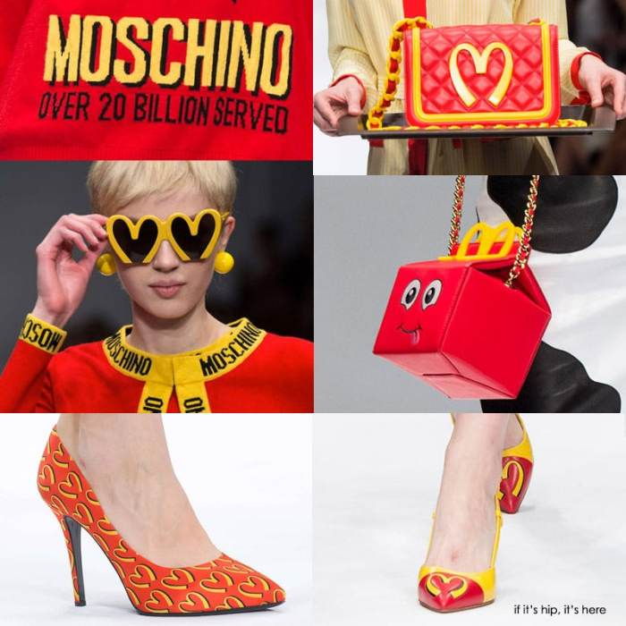 Moschino 2014 Fall Winter Collection by Jeremy Scott