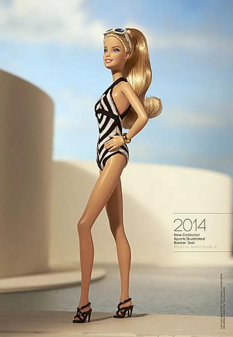 barbie SI Cover interior image ©IIHIH