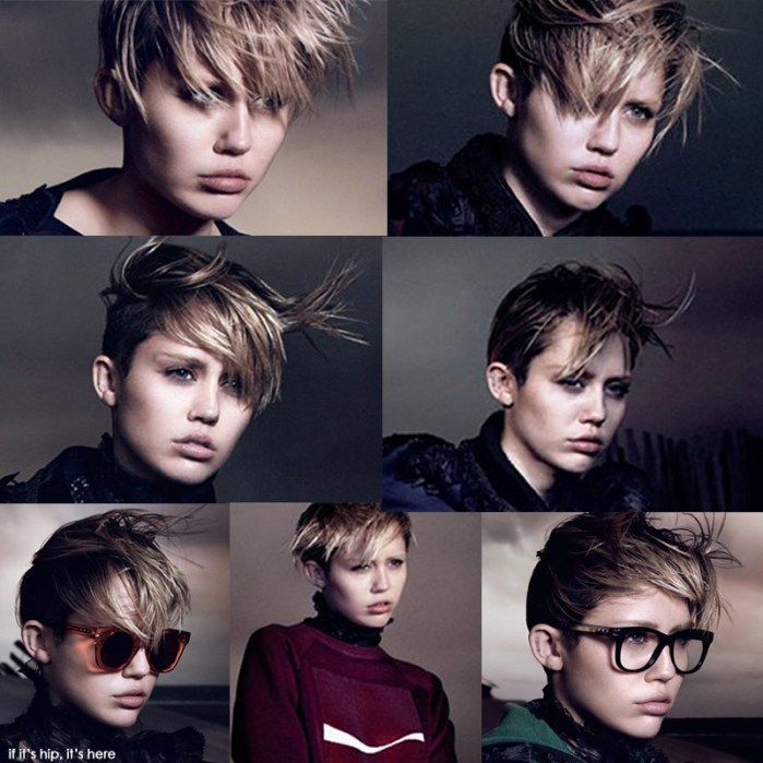 moody Miley Cyrus Ad Campaign