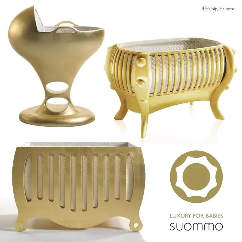 gold plated baby furniture hero IIHIH