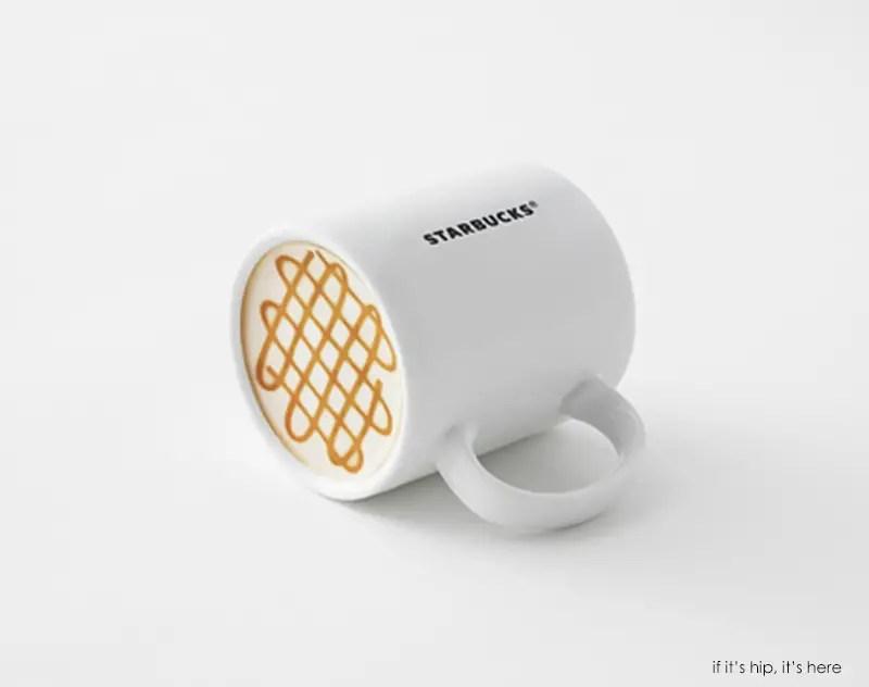 starbucks mugs nendo 2 IIHIH