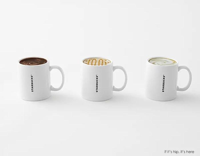 nendo for starbucks coffee