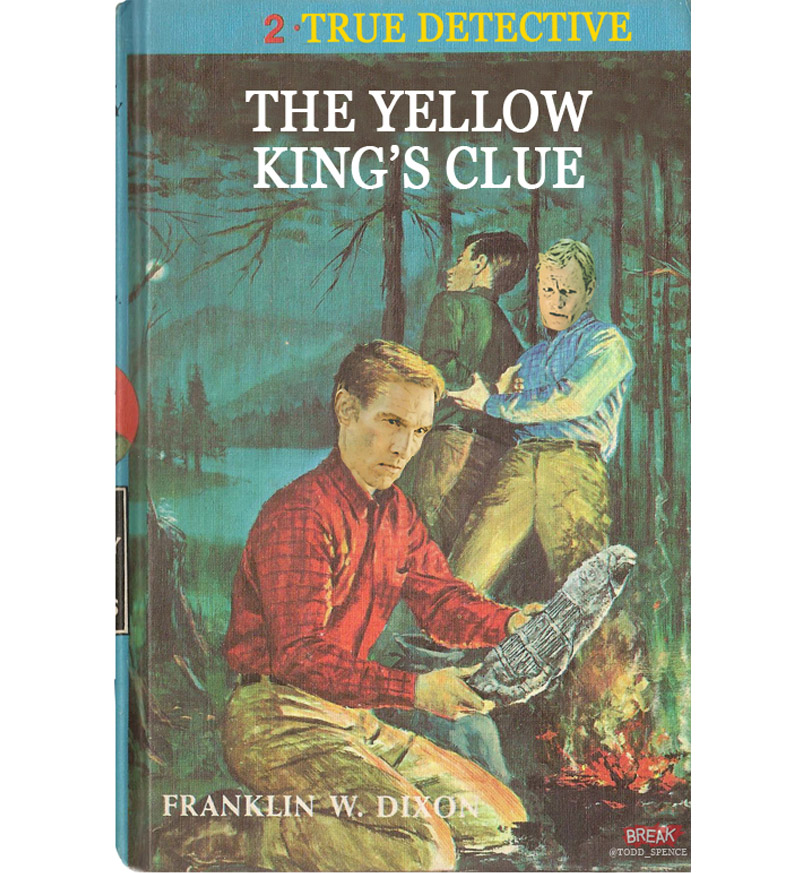 true detective a la hardy boys by todd spence2