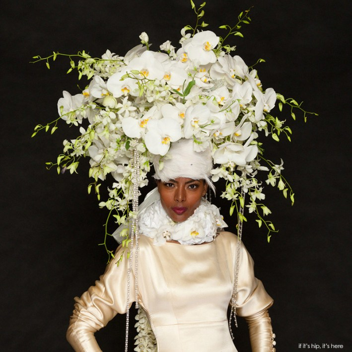 floral easter bonnets