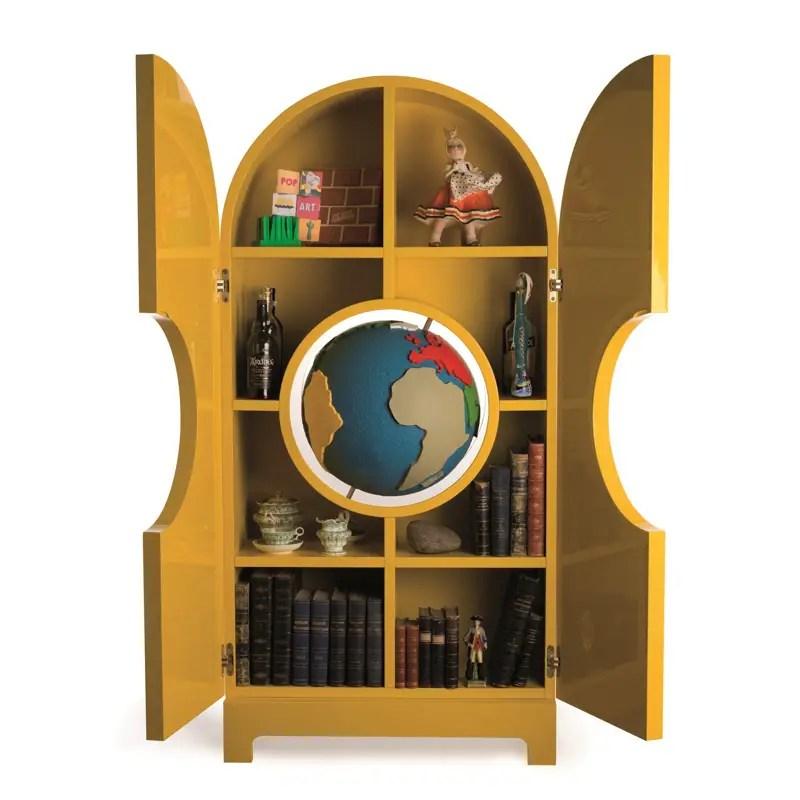 Gufram Globe cabinet 3 IIHIH