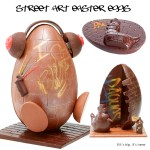 The Street Art Easter Eggs That Would be Perfect For Banksy. Or Any Graffiti Fan.