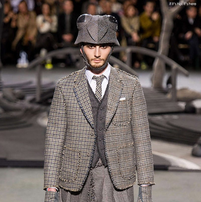 thom browne FW mens hats 11 IIHIH