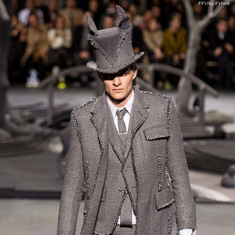 thom browne FW mens hats 13 IIHIH