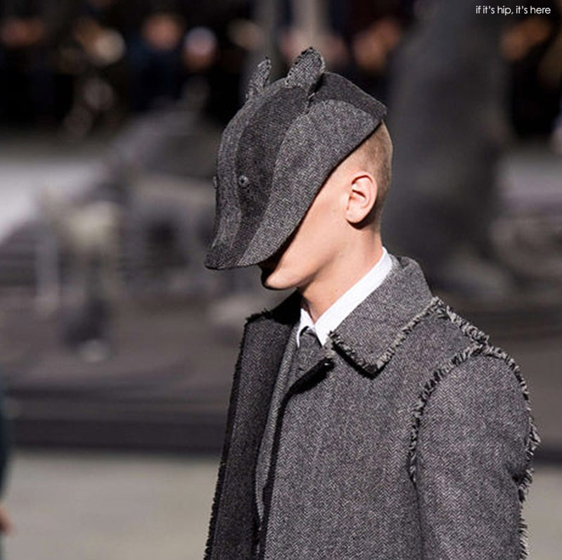 thom browne FW mens hats 15 IIHIH
