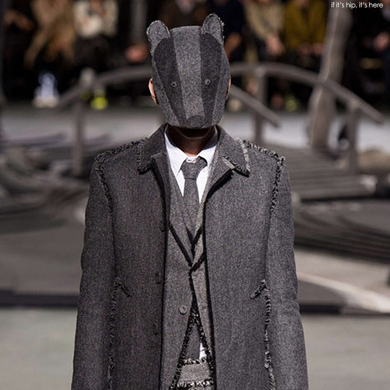 thom browne FW mens hats 16 IIHIH