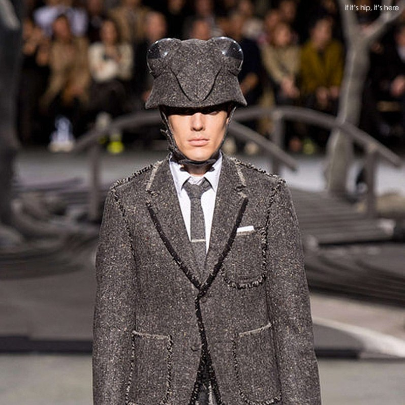 thom browne FW mens hats 21 IIHIH