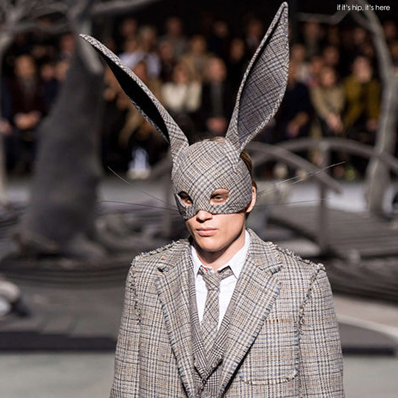 thom browne FW mens hats 7 IIHIH