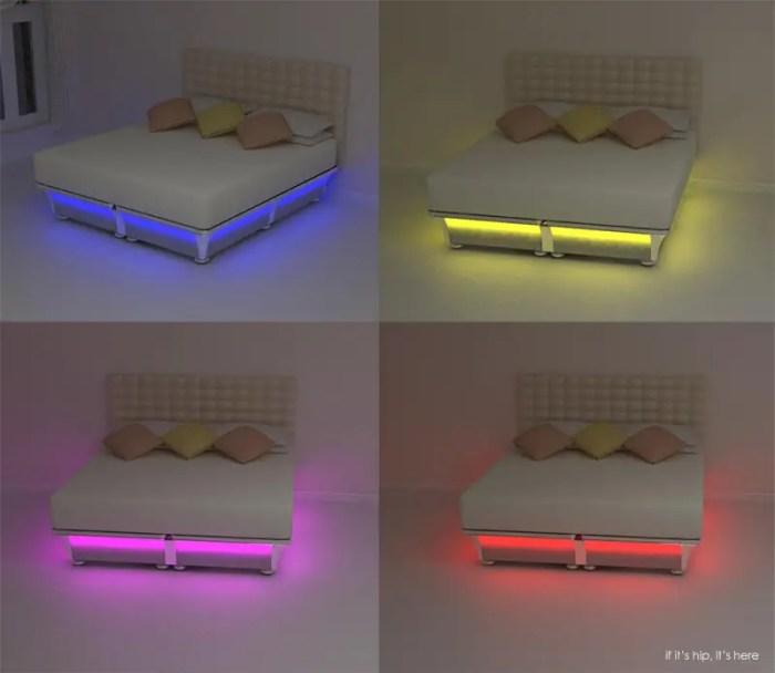 Balluga bed colors IIHIH