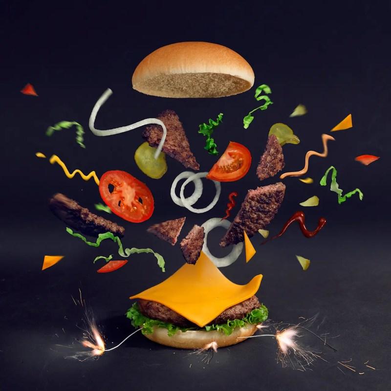 Boom Burger. #Quick&Furious