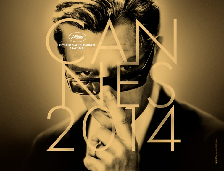 Official 67th Cannes Film Festival Poster