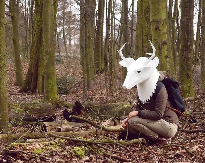 Deer Mask IIHIH