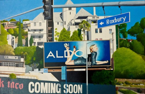 Read more about the article Urban L.A. As Seen by Artist John Teirney in 20 Terrific Paintings.
