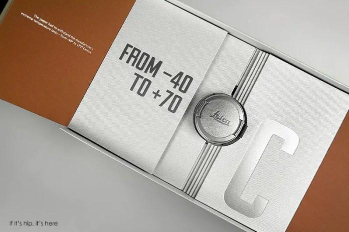 Paper Skin Leica Fedrigoni 6 IIHIH