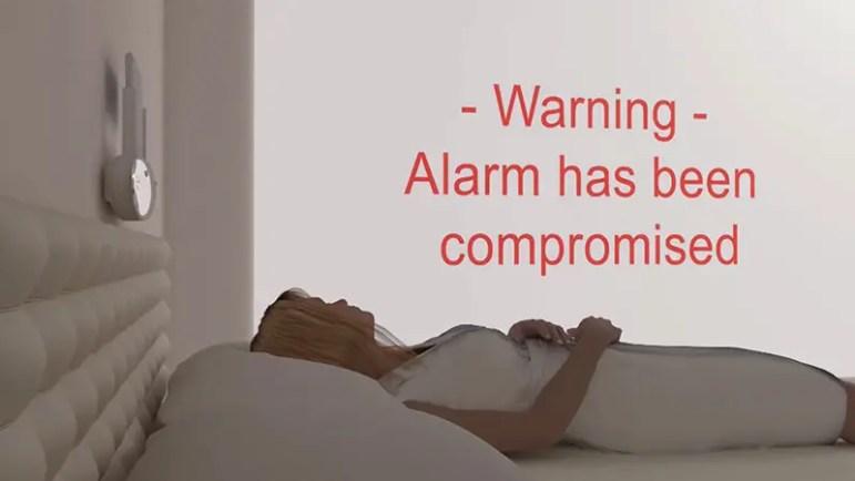 balluga bed secutiry monitoring IIHIH
