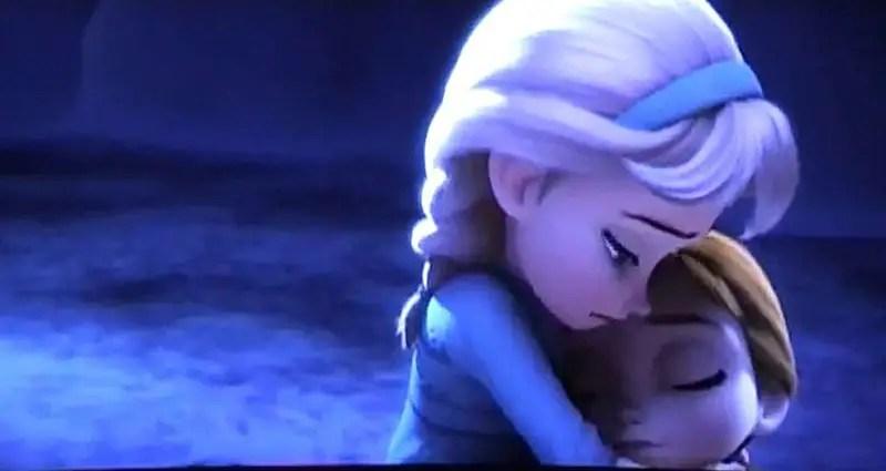 elsa and anna frozen IIHIH