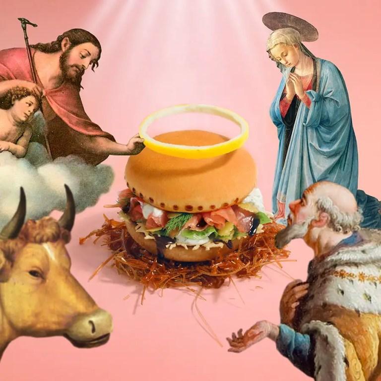 The Divine Burger: