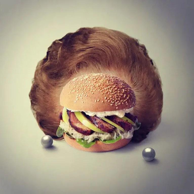 thatcher burger