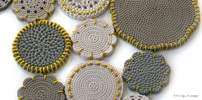 Marble Circles A Radical Area Rug By Patricia Urquiola