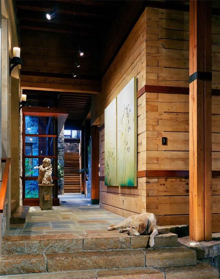 mountain star home interior
