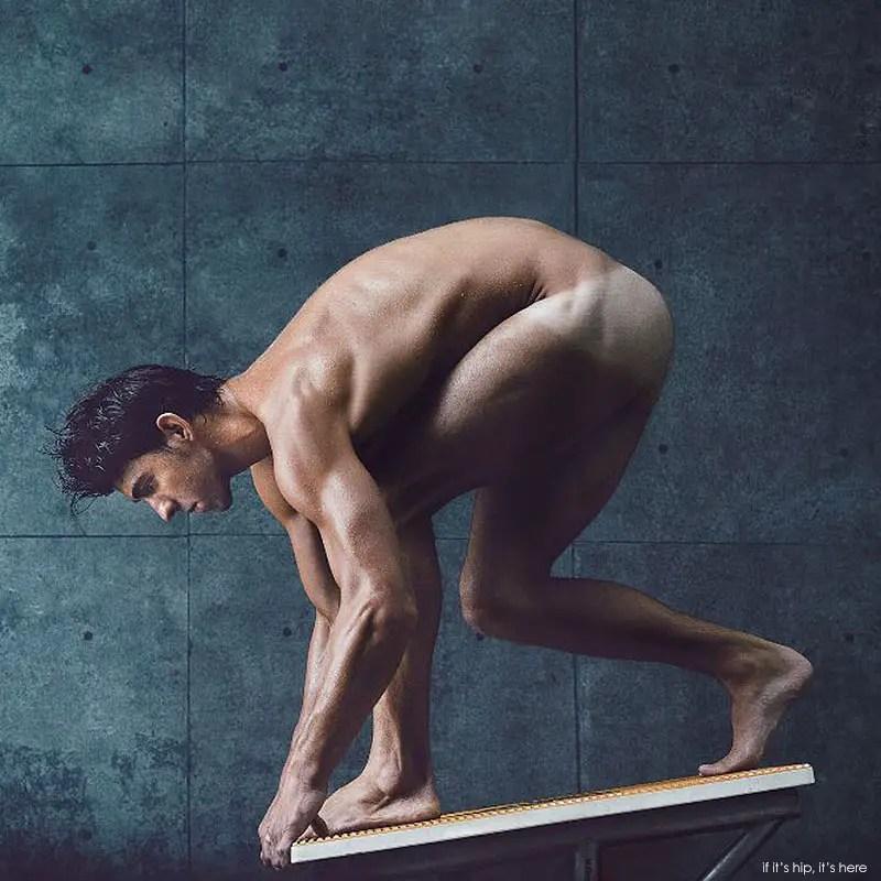 18 time Olympic Gold Medalist Swimmer Michael Phelps by Carlos Serrao2 IIHIH