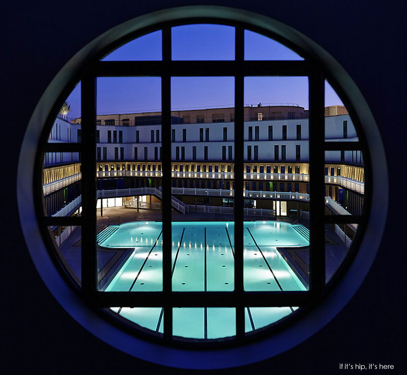 France's Molitor Baths become a hip hotel