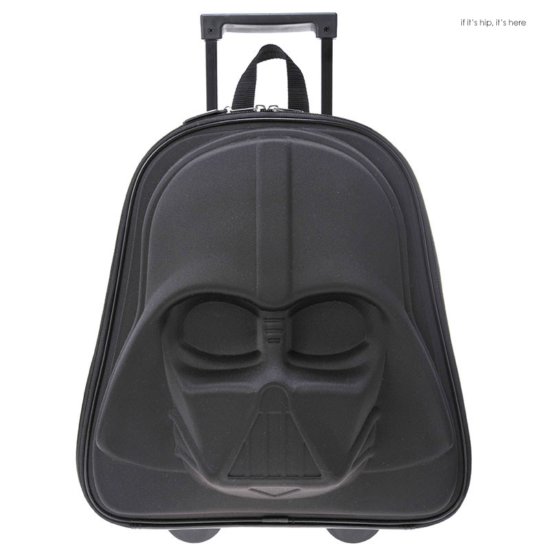 darth vader wheeled suitcase hero IIHIH